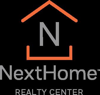 NextHome Realty Center - Vertical Logo